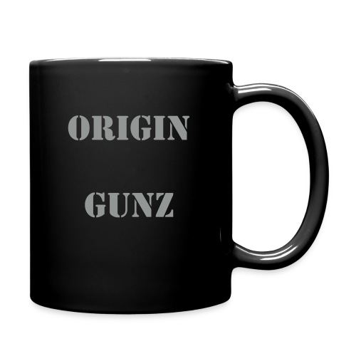 ORIGIN GUNZ Coffee Mug - Full Color Mug