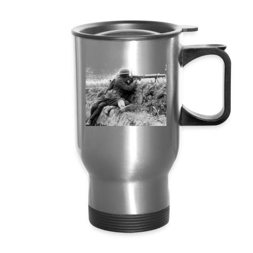 Trucker Mug - Travel Mug