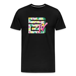 SGTV Tropical - Men's Premium T-Shirt