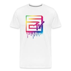 SGTV Rainbow - Men's Premium T-Shirt