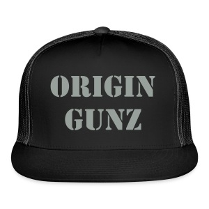 ORIGIN GUNZ Hat - Trucker Cap