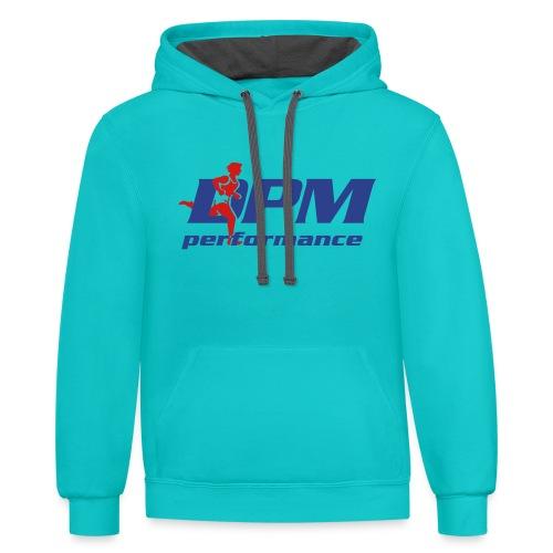 DPM women 10 - Contrast Hoodie