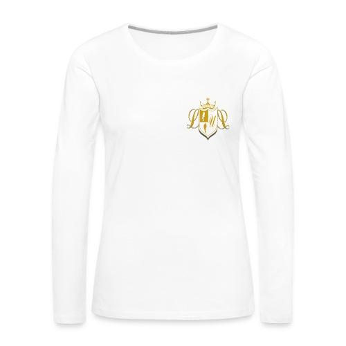 Livin Lovely United's Women's Long Sleeve  - Women's Premium Long Sleeve T-Shirt