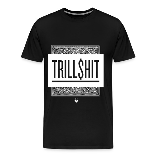 TRILL $HIT - A$AP ROCKY - Men's Premium T-Shirt