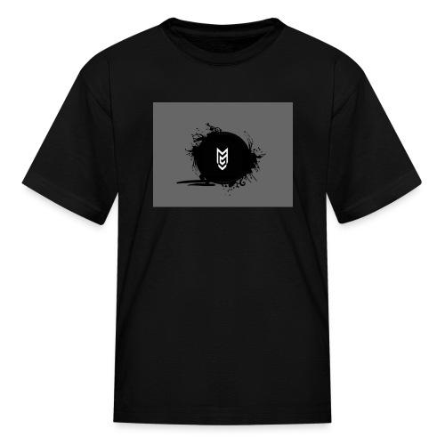 NEW LOGO Mertza Gaming T-Shirt (KIDS) - Kids' T-Shirt
