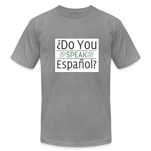 Do You Speak Español - Men - Men's Fine Jersey T-Shirt