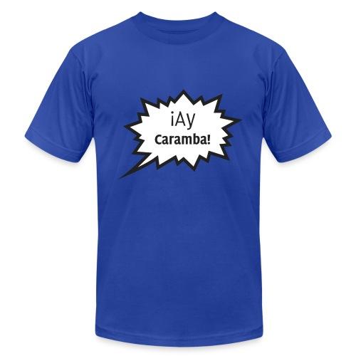 Ay Caramba - Men - Men's Fine Jersey T-Shirt
