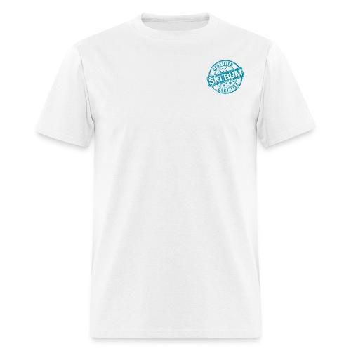 Certified Ski Bum Tee - Men's T-Shirt