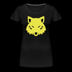 Official Henshin Gamer Female T-Shirt - Women's Premium T-Shirt