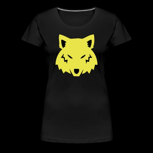 Official Henshin Gamer Female T-Shirt - Women's Premium T-Shirt
