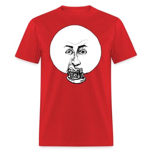 Detroit Moon Mouth - Men's T-Shirt