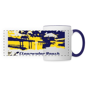 Clearwater Beach Mug - Panoramic Mug