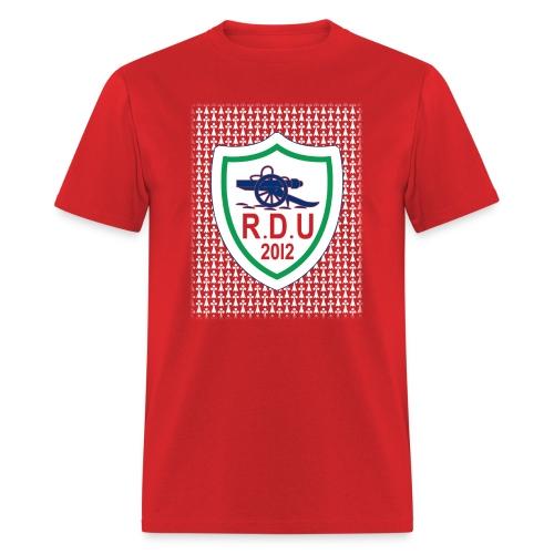 RDU Logo - Men's T-Shirt