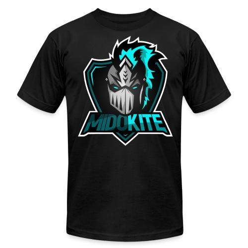 Logo - Men's T-Shirt by American Apparel - Men's Fine Jersey T-Shirt