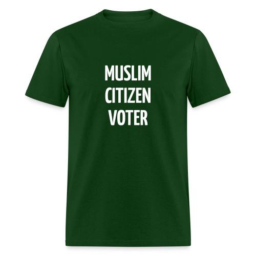 MUSLIM MEN'S T-SHIRT - Men's T-Shirt