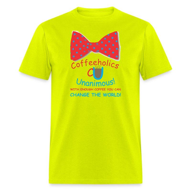 CU Change World - Men's T-Shirt