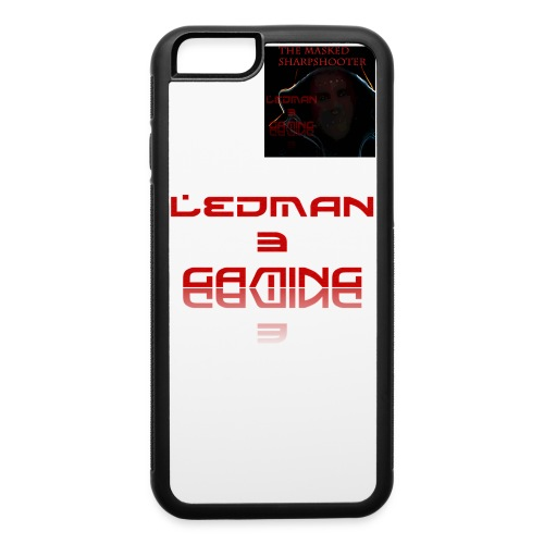 Ledman3 subscriber special iphone 6/6s phone case - iPhone 6/6s Rubber Case