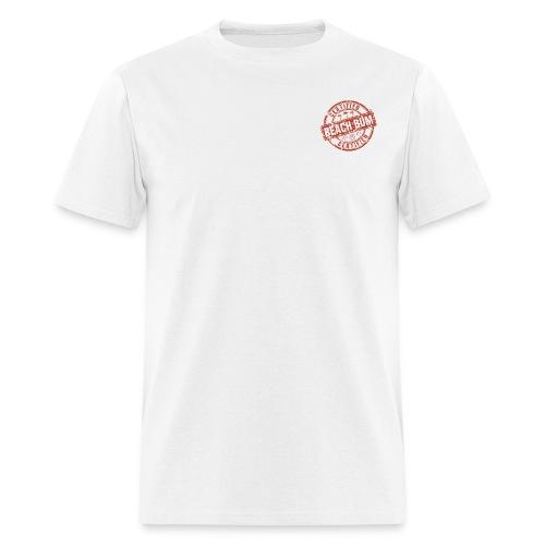 Certified Beach Bum - Men's T-Shirt