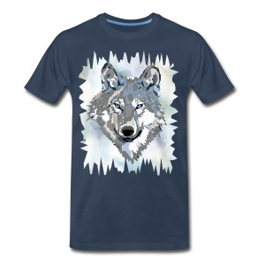 Men's 'Pack Leader' PREMIUM TEE - Men's Premium T-Shirt