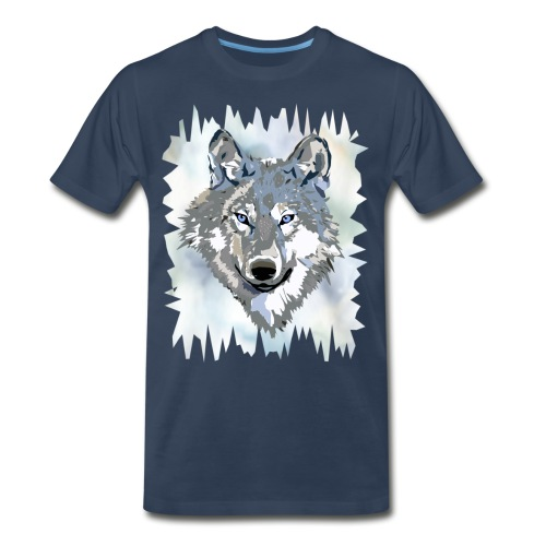 Men's 'Pack Leader' PREMIUM TEE - Men's Premium T-Shirt