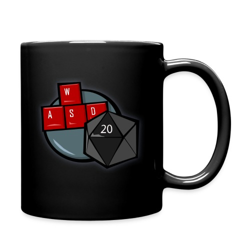 WASD20 Mug - Full Color Mug