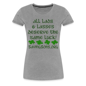 All Lads & Lasses - Women's Premium T-Shirt