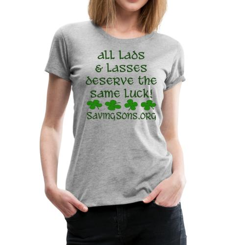All Lads & Lasses - Women's Premium T-Shirt
