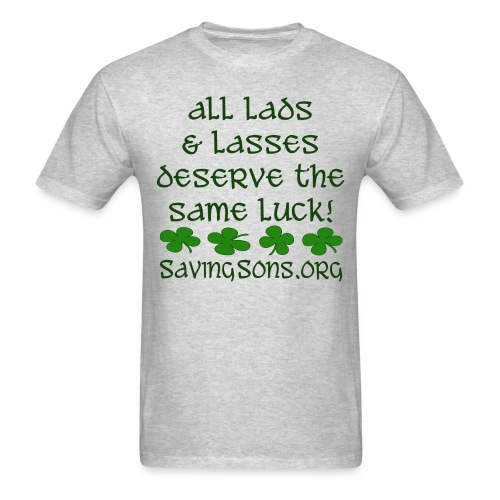 All Lads & Lasses - Men's T-Shirt