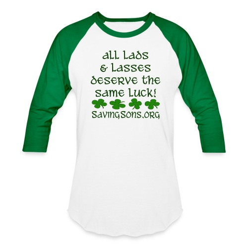 All Lads & Lasses - Baseball T-Shirt
