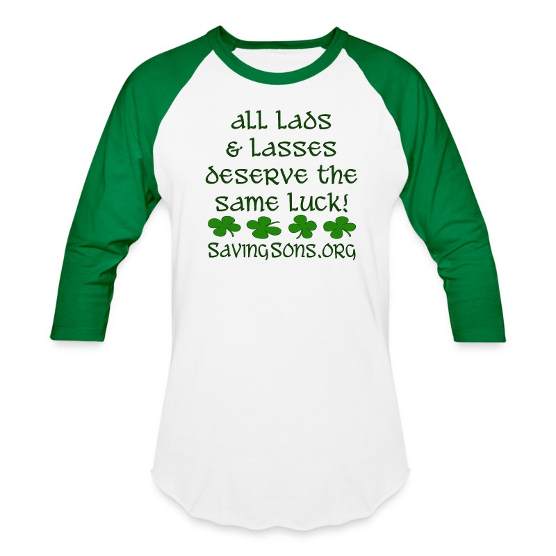 All Lads & Lasses - Baseball T-Shirt