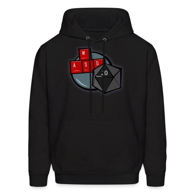 Classic WASD20 logo hoodie
