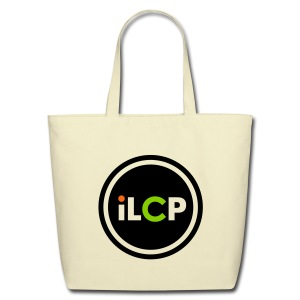 iLCP Eco Tote - Eco-Friendly Cotton Tote