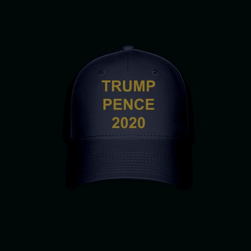 Trump Pence 2020 Blue Cap - Baseball Cap