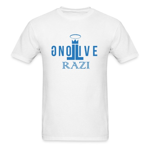 Men's Long Live Razi - Men's T-Shirt