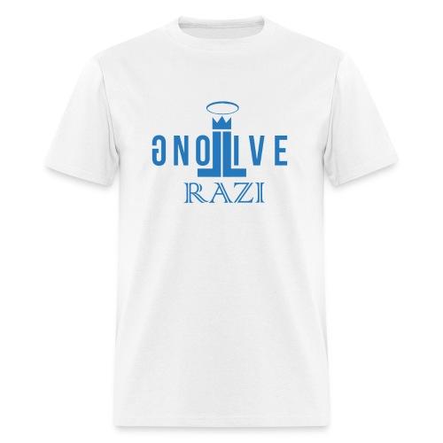Men's Long Live Razi - Men's T-Shirt