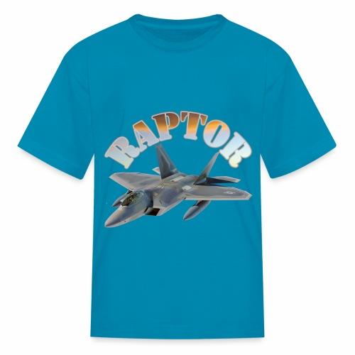 Raptor - Kids' T-Shirt