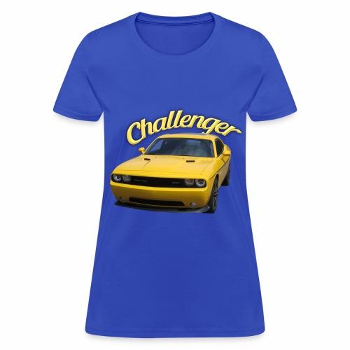 Challenger - Women's T-Shirt