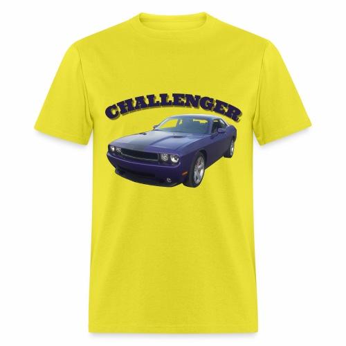 Challenger - Men's T-Shirt