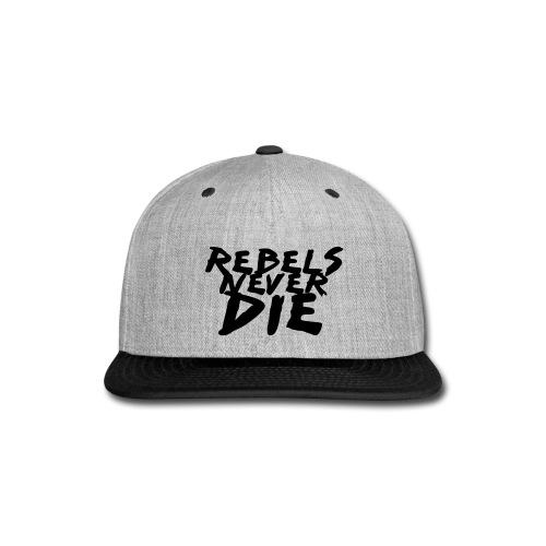 Rebels Cap - Snap-back Baseball Cap