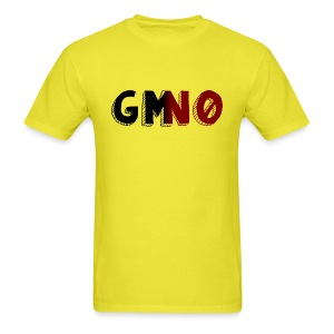 Say NO to GMO's - Men's T-Shirt