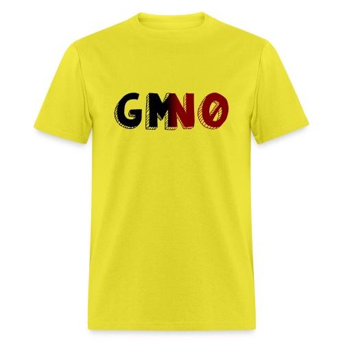 Say NO to GMO's - Men's T-Shirt