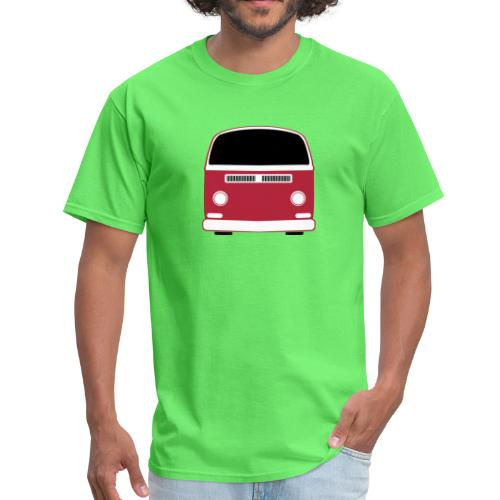 Men's T-Shirt - Show your Bay Window Bus pride!  Need more customization?  Click here: http://www.spreadshirt.com/design-your-own-t-shirt-C59/design/1000141322/article/15317834