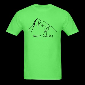 Men's T-Shirt - Rollin' Fatties - www.TedsThreads.co