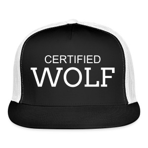 WOLF SKULLY - Trucker Cap
