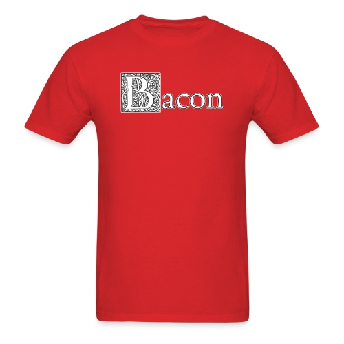 Fancy Bacon - Men's T-Shirt