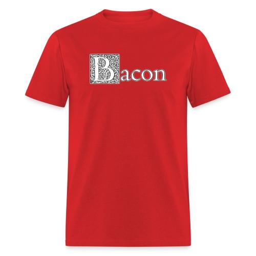 Fancy Bacon - Men's T-Shirt
