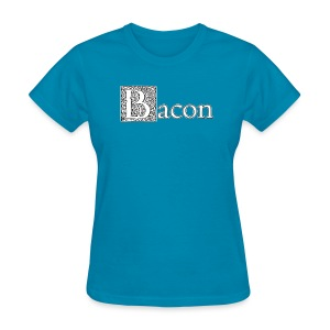 Fancy Bacon - Women's T-Shirt