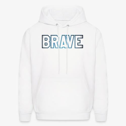 Brave Men's Hoodie - Men's Hoodie