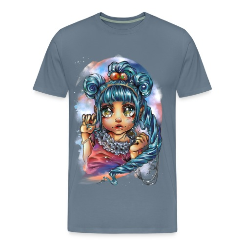 roco grey - Men's Premium T-Shirt