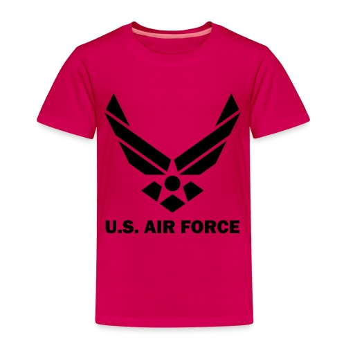 Son of an Air Force Vet - Toddler Premium T-Shirt